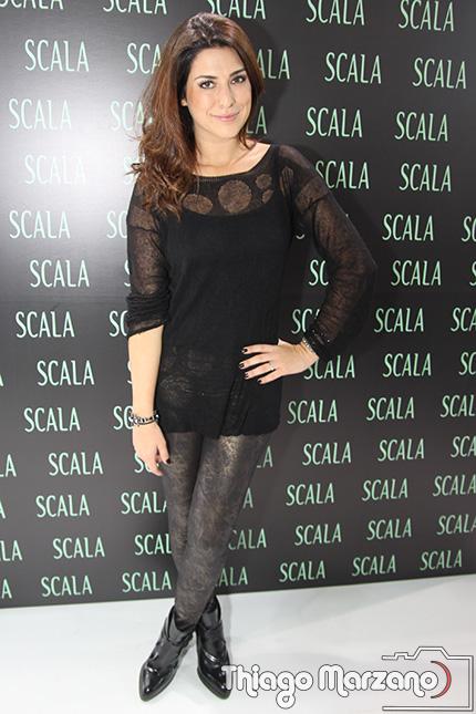 Fernanda Paes Leme para Scala