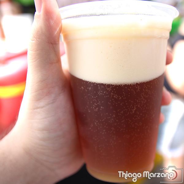 Chope Lager da Brooklyn Brewery